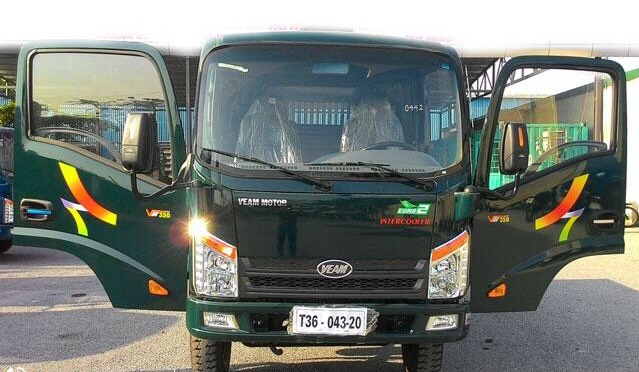 XE TẢI BEN- VEAM VB350